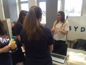 Encouraging girls to pursue careers in STEM, SYDCON doing their part this weekend.