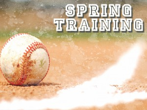 Spring training is upon us, are you using technology to improve your game? I have some ideas.