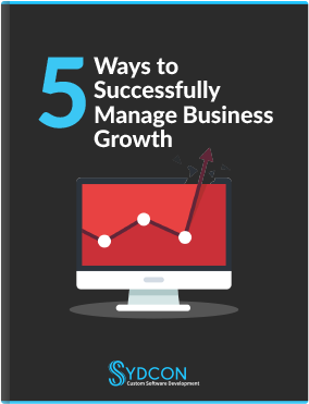 5 Ways to Successfully Manage Business Growth eBook